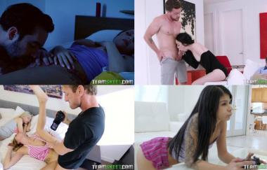 Best Of Sneaky Sex Compilation Teamskeetselects (TeamSkeet)
